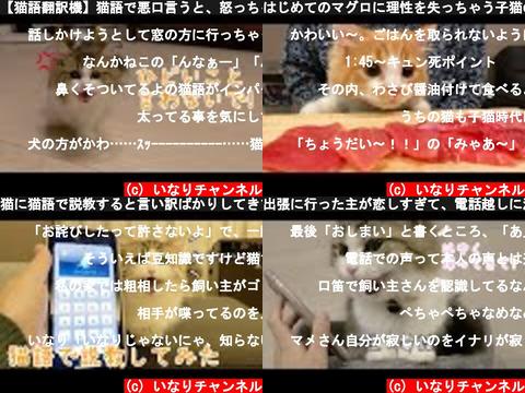 いなりチャンネル(おすすめch紹介)