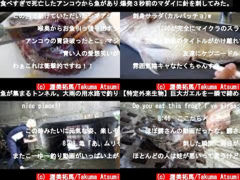 渥美拓馬/Takuma Atsumi(おすすめch紹介)