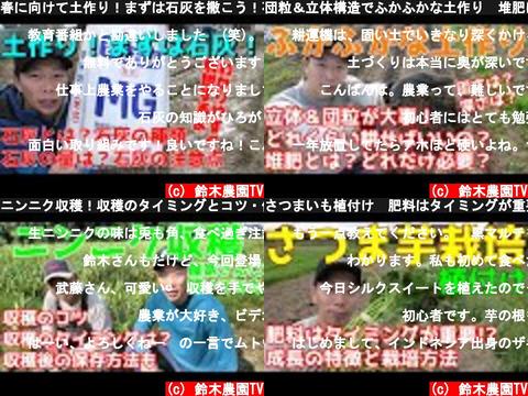 鈴木農園TV(おすすめch紹介)