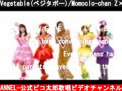 Vegetable(ベジタボー)/Momoclo-chan Z×PIKOTARO(ももくろちゃんZ×ピコ太郎)  (c) -PIKOTARO OFFICIAL CHANNEL-公式ピコ太郎歌唱ビデオチャンネル