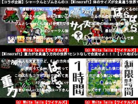 White Tails【ワイテルズ】(おすすめch紹介)
