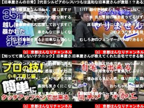 京都はんなりチャンネル(おすすめch紹介)