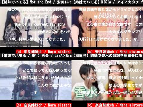 奈良姉妹ch / Nara sisters(おすすめch紹介)