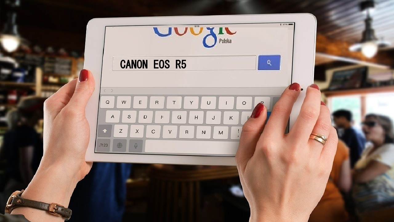 CANON EOS R5 について深堀解析